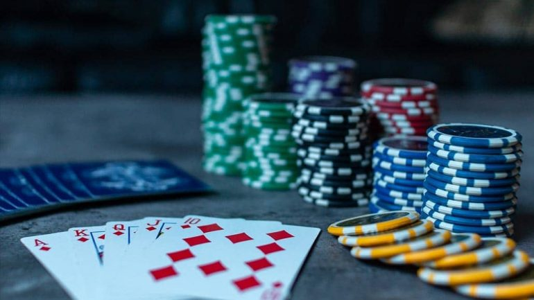 Four Ways You Possibly Can Grow Your Creativity Using Online Betting